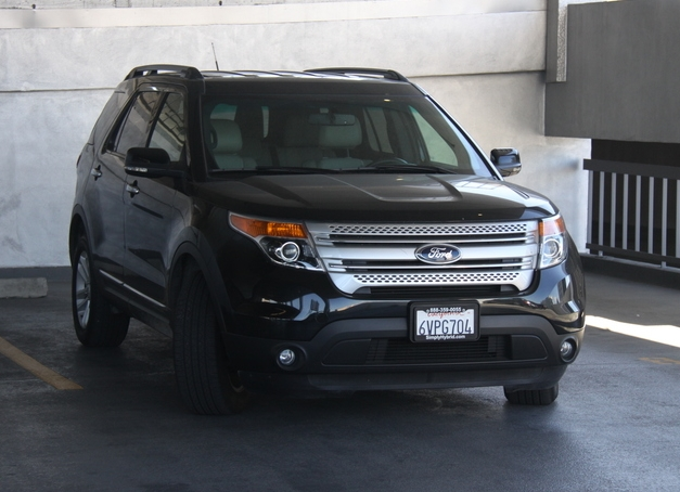 Ford Explorer - $99/day