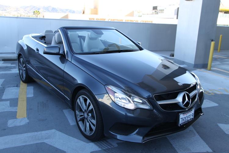 Mercedes E400 - $149/day