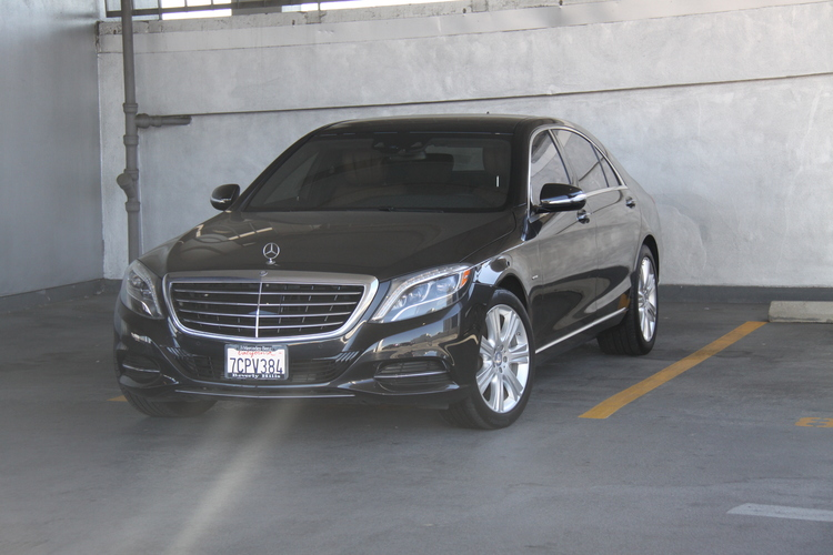 Mercedes S 550 - $349/day