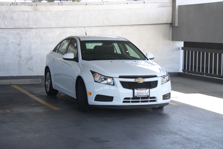 Chevy Cruze - $54.99/day