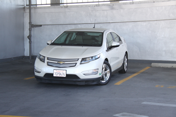 Chevy Volt - $89.99/day