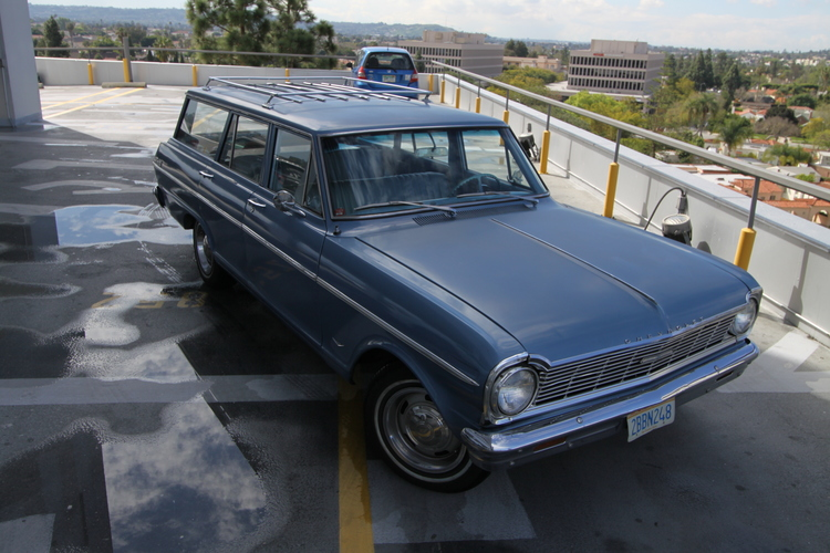 1965 Nova -