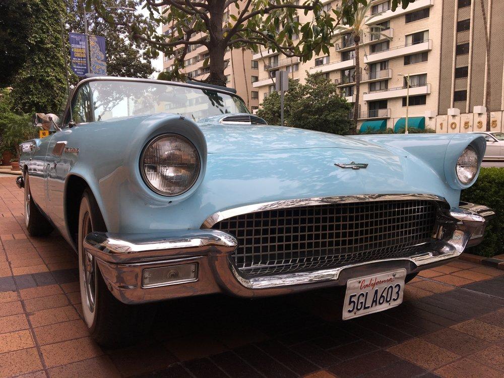 Simply Rent-A-Car | Classic Car Rental Los Angeles | Classic Rental ...