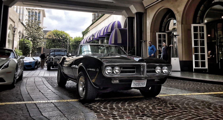 Simply Rent-A-Car | Classic Car Rental Los Angeles | Classic ...