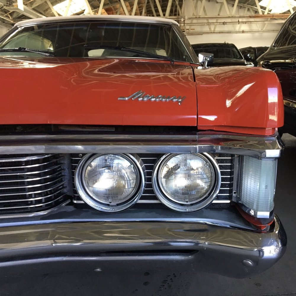 Simply Rent-A-Car — 1969 Mercury Monterey 429 | Classic Car Rental ...