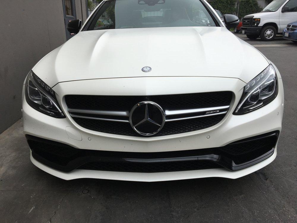 Mercedes 63S -