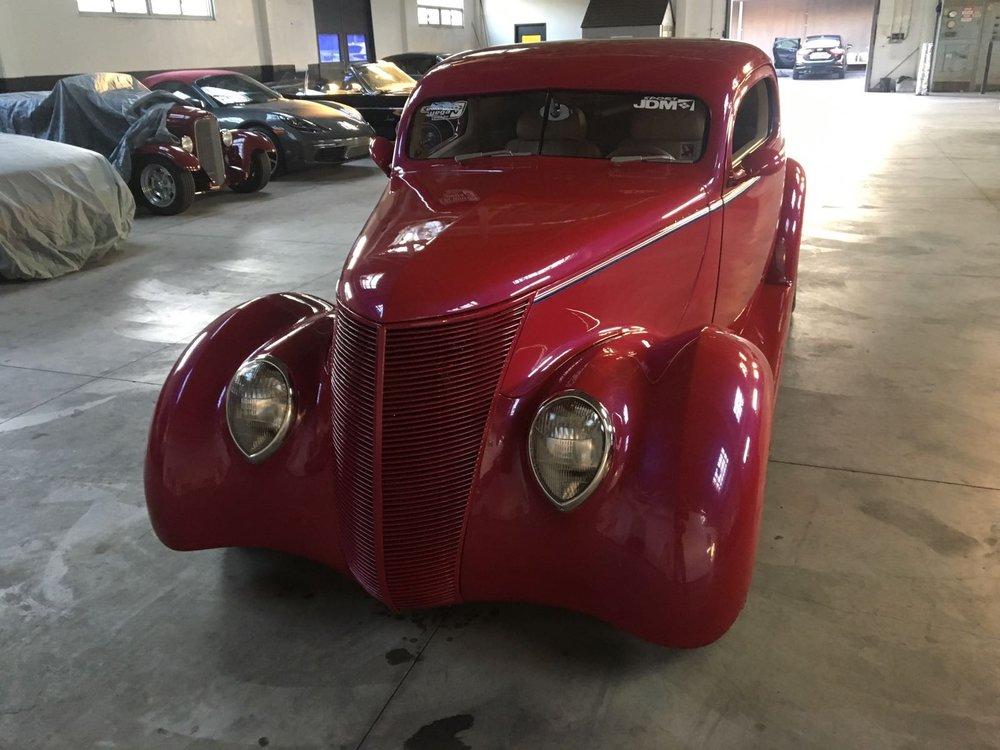 Simply Rent-A-Car — 1937 Ford Hot Rod | Classic Car Rental Los ...