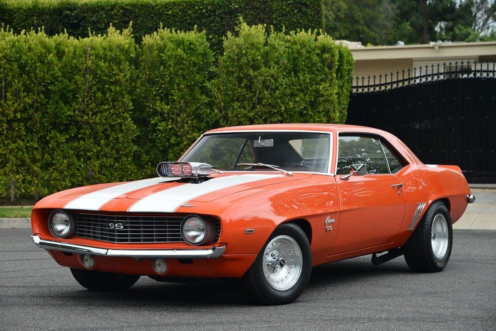 1969 Chevy Camaro SS -