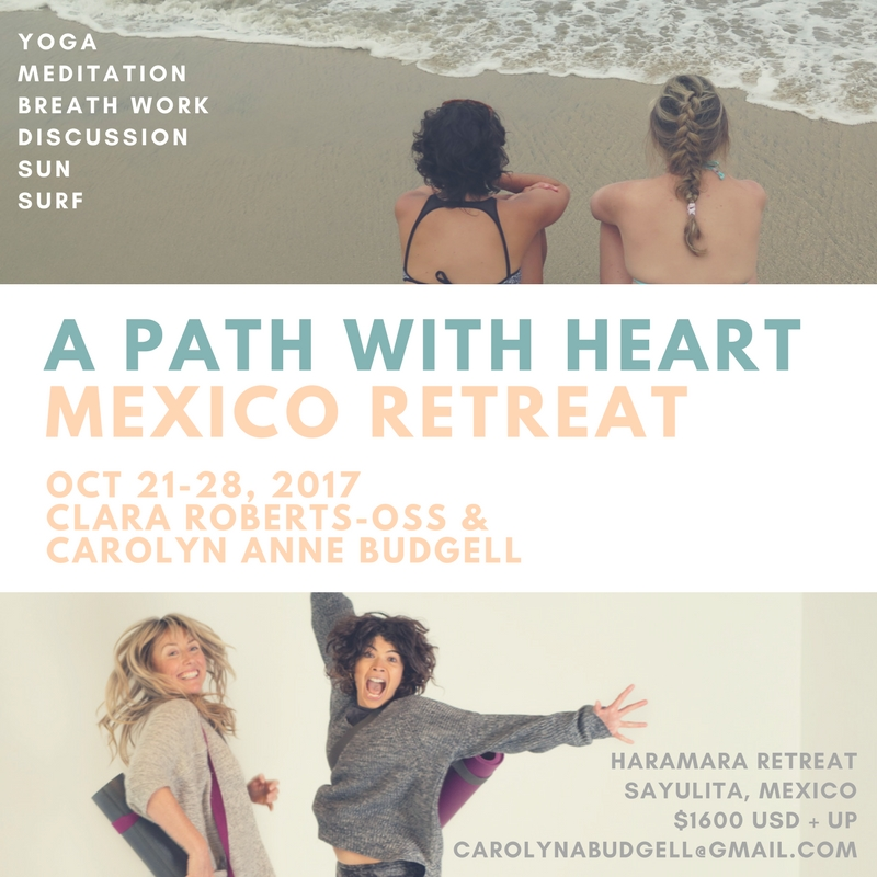 OCT 21-28 || A Path with Heart Retreat || Sayulita, Mexico