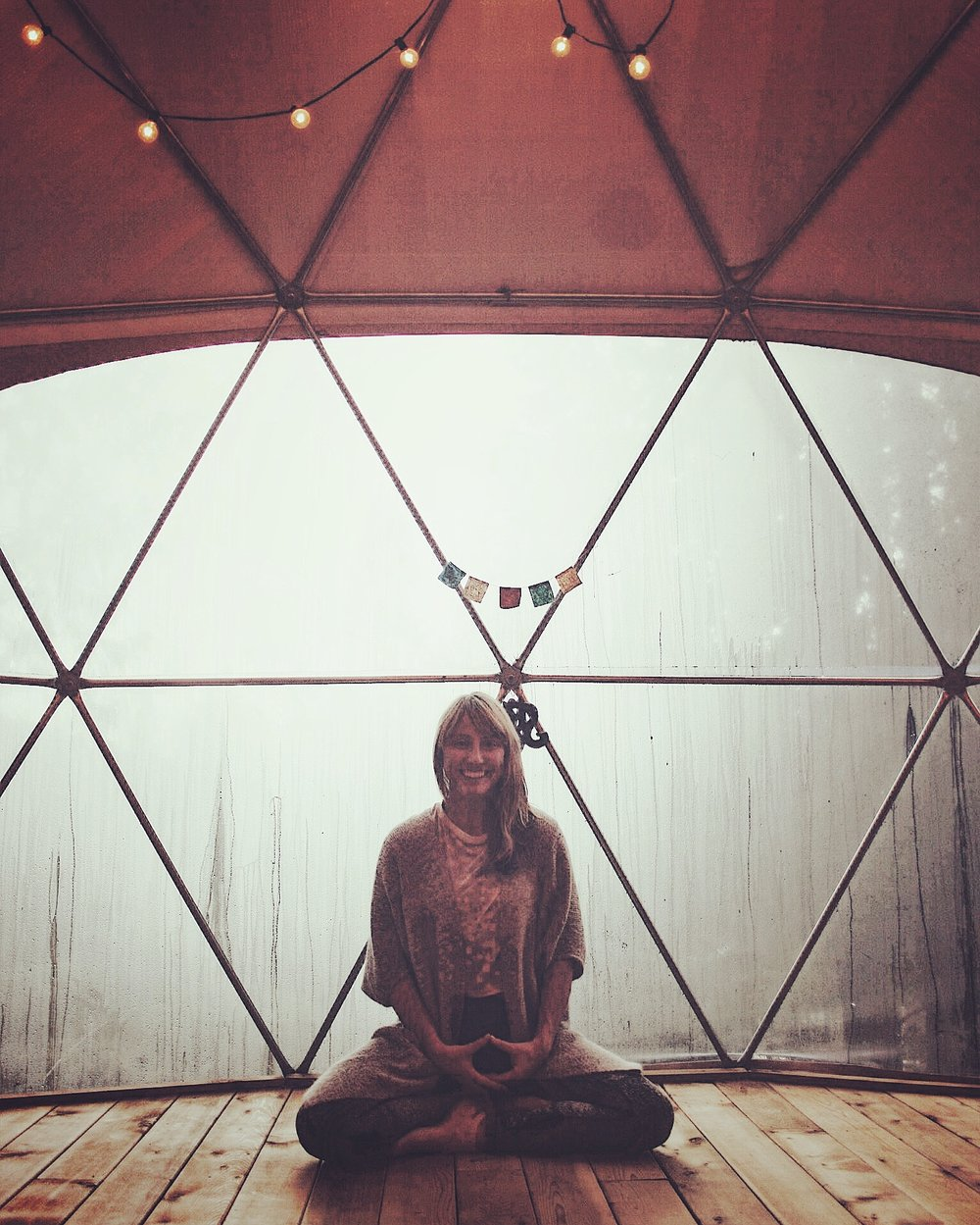 SEPT 22-24 || Retreat at Nectar Yoga B&B, Bowen Island