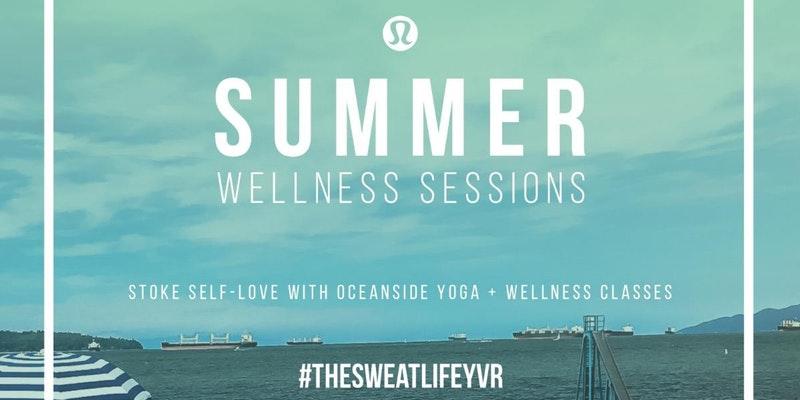 JULY 22 || Free Yoga & Meditation at English Bay