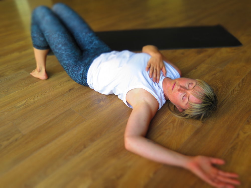 SEPT 30   Restorative & Meditation at One Yoga for the People