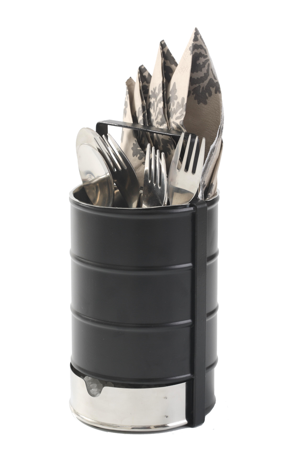 cutlery dabbakeeps napkins and all cutlery including servingspoons handy for large family gatherings