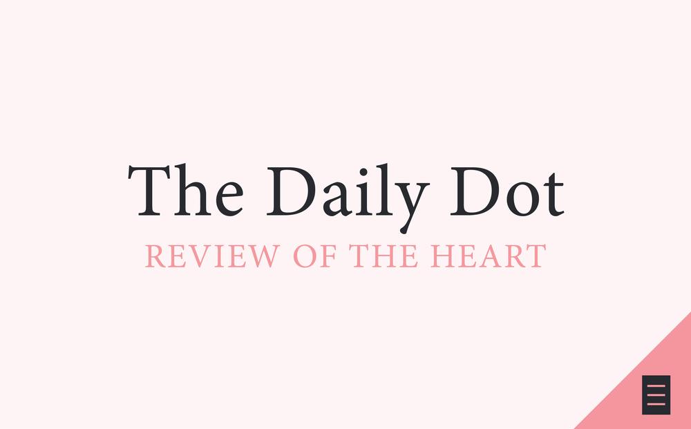the daily dot, the heart, kaitlin prest, the daily dot interview with the heart, the heart podcast