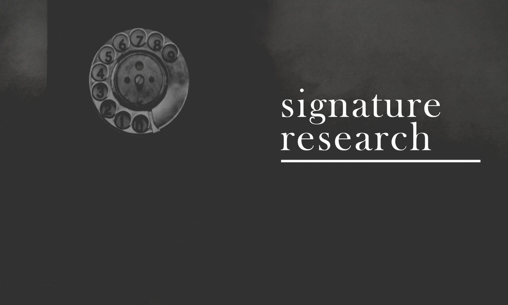 the heart, signature research, hearsay festival winner