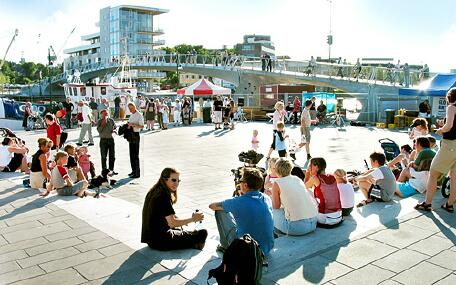 Fredrikstad sentrum
