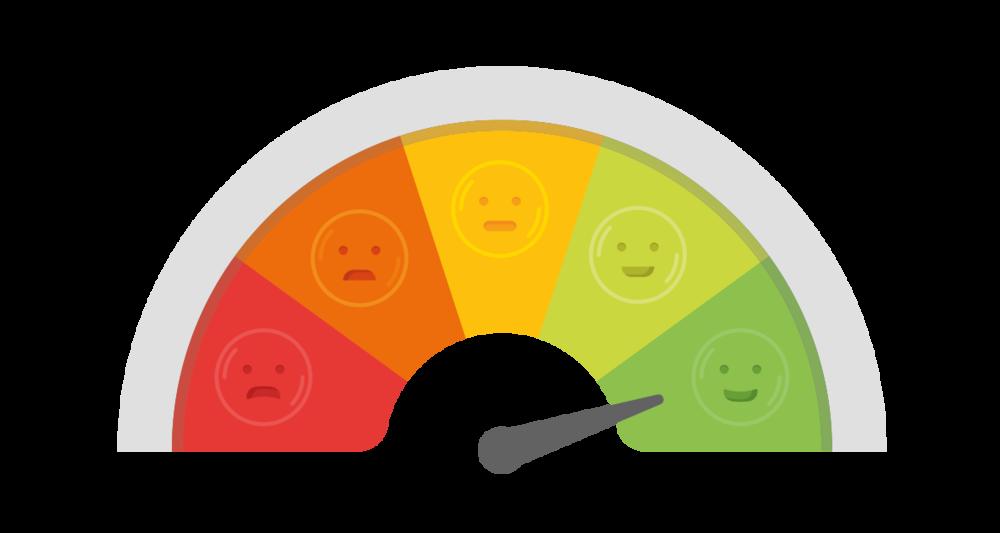 Fornøydhetsgarantien forteller at vi mener alvor med våre kundeløfter