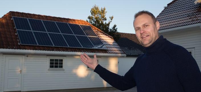 Gir bort egne rabatter på solcelleanlegg til deg - Vi ønsker å hjelpe deg med å krympe strømregningen din