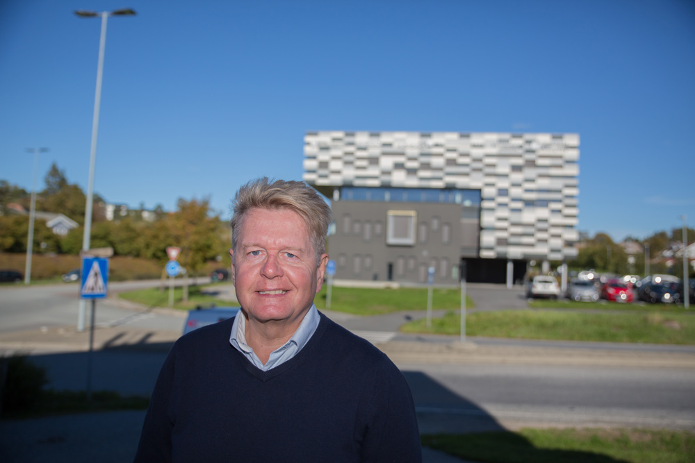 – Et av våre viktigste mål er å gi deg et enkelt strømliv med færrest mulig bekymringer. Forsikringen TryggEl Garanti gir en god trygghet i mange situasjoner, sier direktør Roy Henriksen i Fredrikstad EnergiSalg.