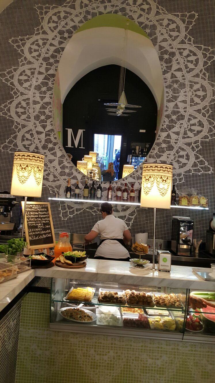 Interno Caffè Martinucci - Maglie
