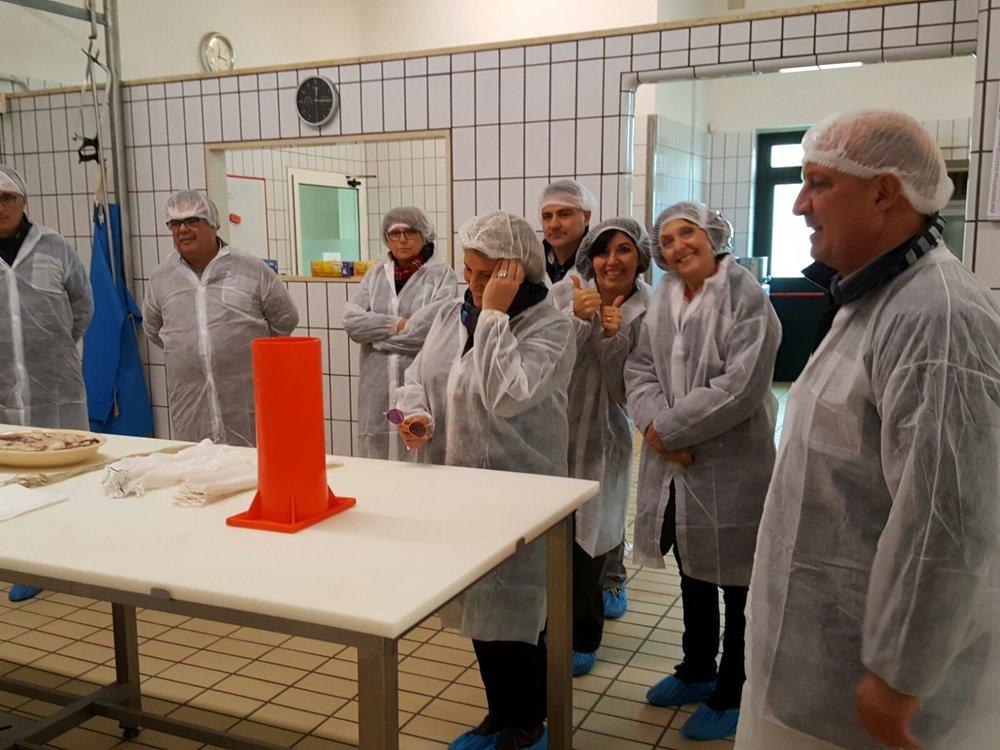 Laboratorio Salumificio Santoro