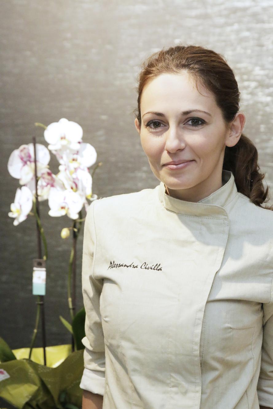 Alessandra Civilla - Chef