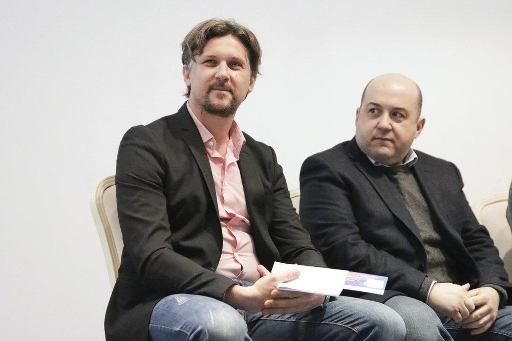 Domenico Cilenti e Alessandro Pipero