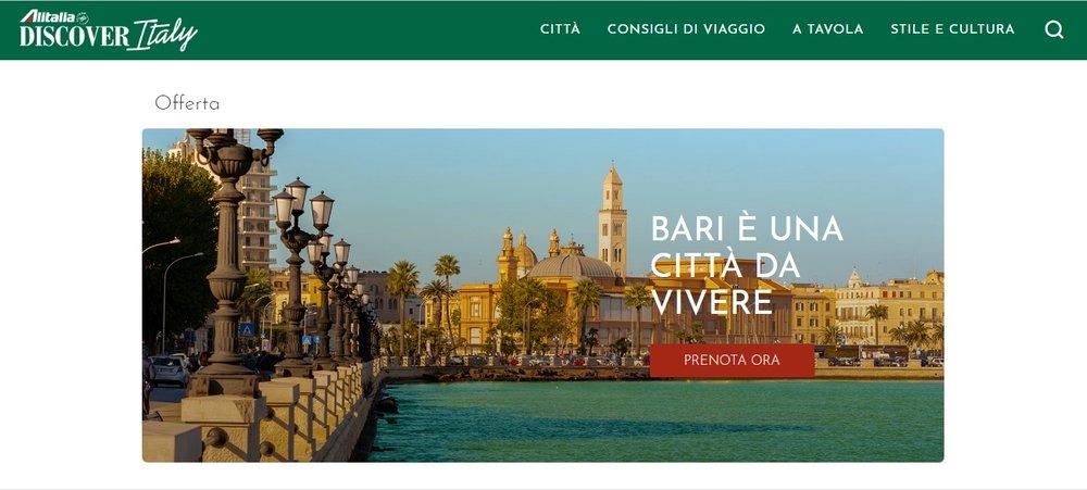 Discover Italy - BARI DA  SCOPRIRE.jpg