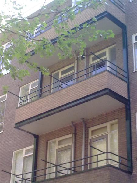 Balkonrenovatie