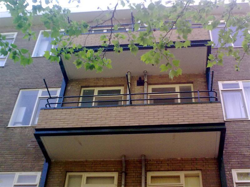 Staalconstructie Balkon