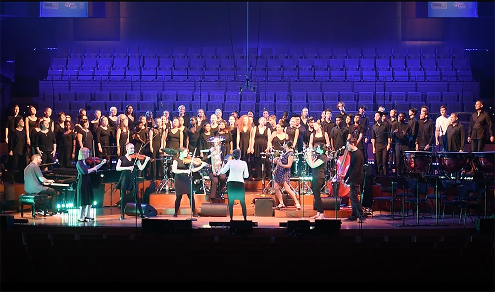 Friends Of HEAL Community Choir   The Boxties are kicking off 2018 in collaboration with QPAC and the Friends of HEAL foundation (FHEAL), taking part in Songs of Hope and Healing, a fundraising event at the Brisbane Concert Hall on 27 March.  FHEAL's purpose is to promote arts education for refugee students and the Boxties are keen to lend their skills in support. As well as performing a set during the concert, the Boxties will be team-teaching a choir of students from several high schools to perform a choral number that should make an exciting climax.