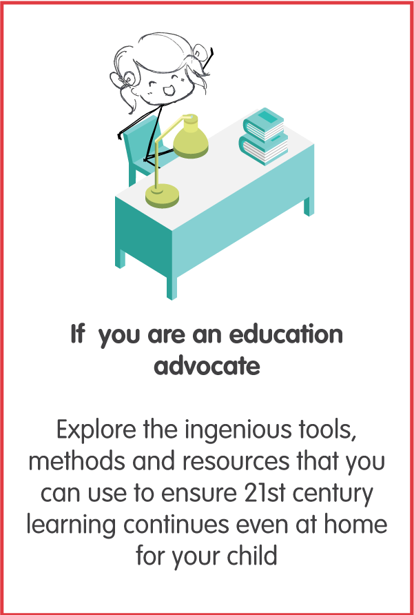 Leaps of knowledge advocate