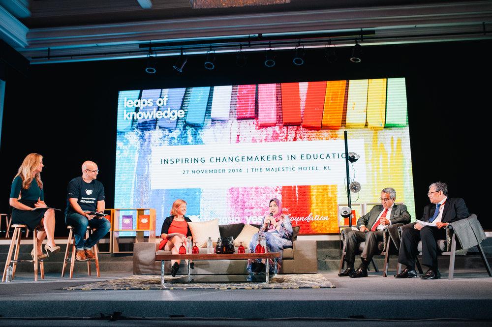 Inspiring Changemakers in Education