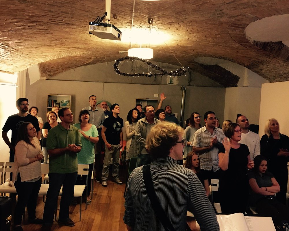 TRIESTE - God has faithfully been bringing transformation in TRE church and we are now seeing the effects. Three baptisms are planned, new people are enthusiastically attending and we are multiplying our missional groups and praying that one of these will soon become a church.