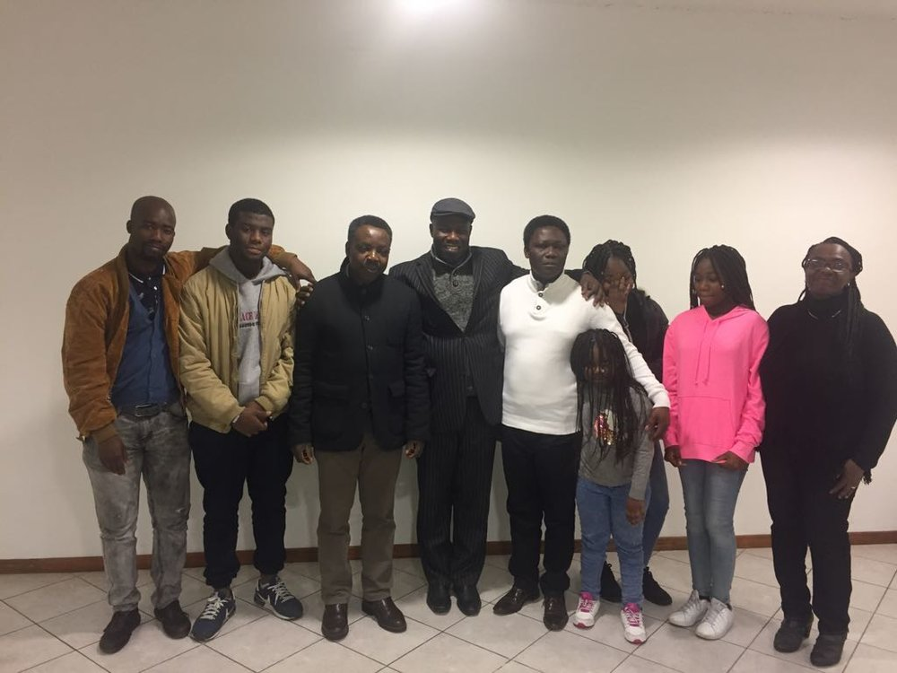 BERGAMO - The gospel continues to be preached in this needy area of northern Italy. Samuel and his family, originally from Ghana, have lived for many years in Italy and Samuel works as a bi-vocational pastor. The small gospel communities in Ponteranica and Bergamo (city) are growing.