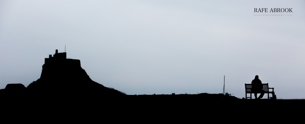Lindisfarne Silhouette