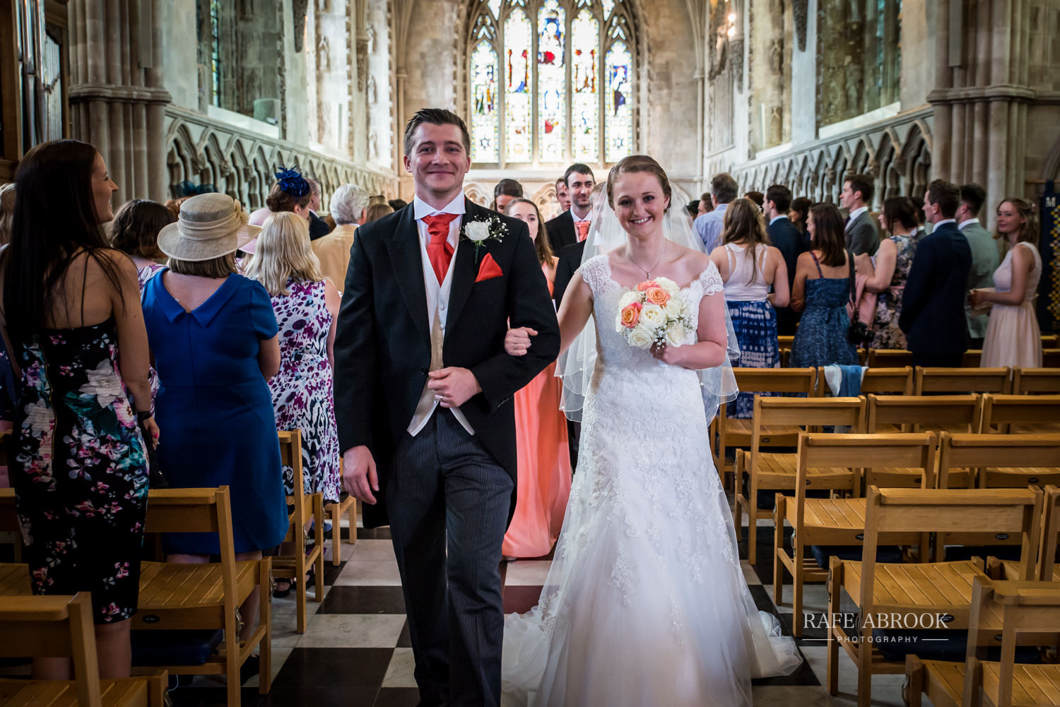 A Wedding Scorcher at St Albans Cathedral, Hertfordshire ...