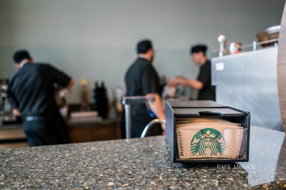 This blog is brought to you by the good people at Starbucks (other coffee providers are not available)