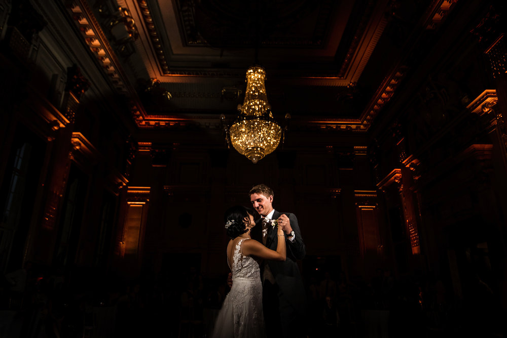 One Great George Street Wedding