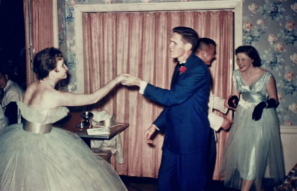 1953 Dance Party  by Patrick Q