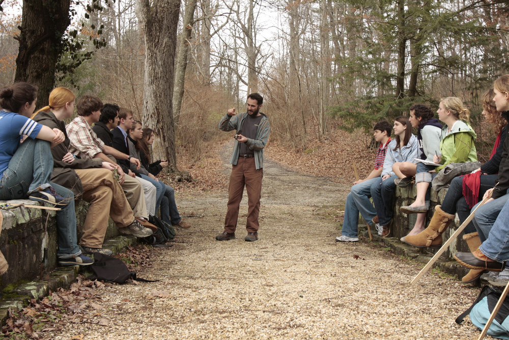 Outdoor Lecture by Sewanee: The University of the South