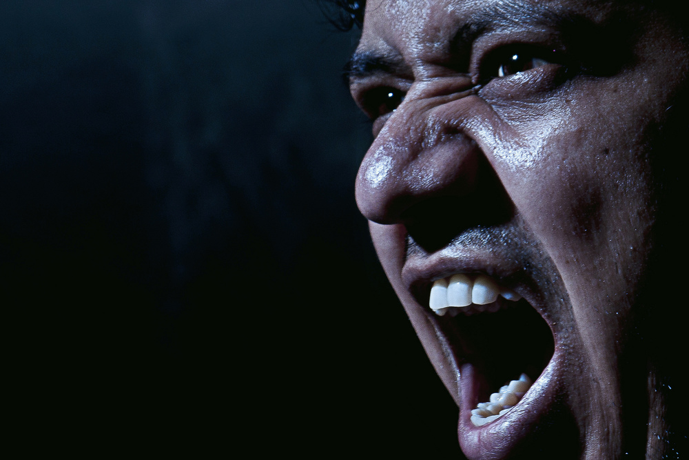 Anger by Saurabh Vyas
