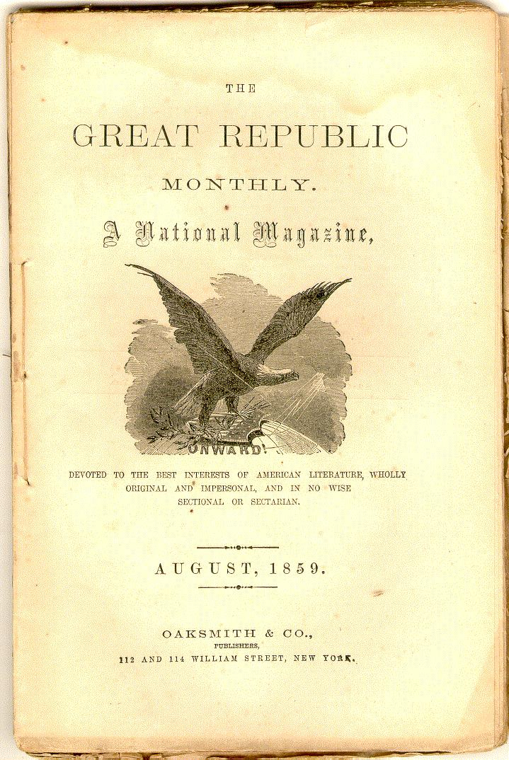 Cover of Great Republic