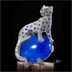 Cartier Panther Brooch