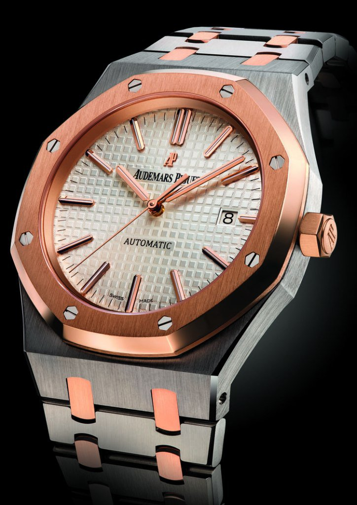 Audemars Piguet Royal Oak 15400SR Two-Tone