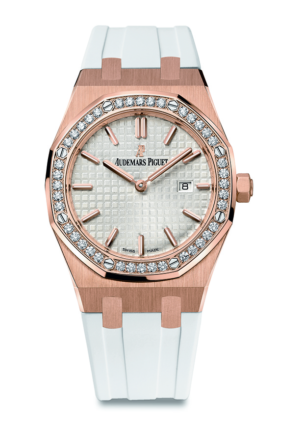 Quartz Royal Oak : Ref. 67651OR.ZZ.D010CA.01