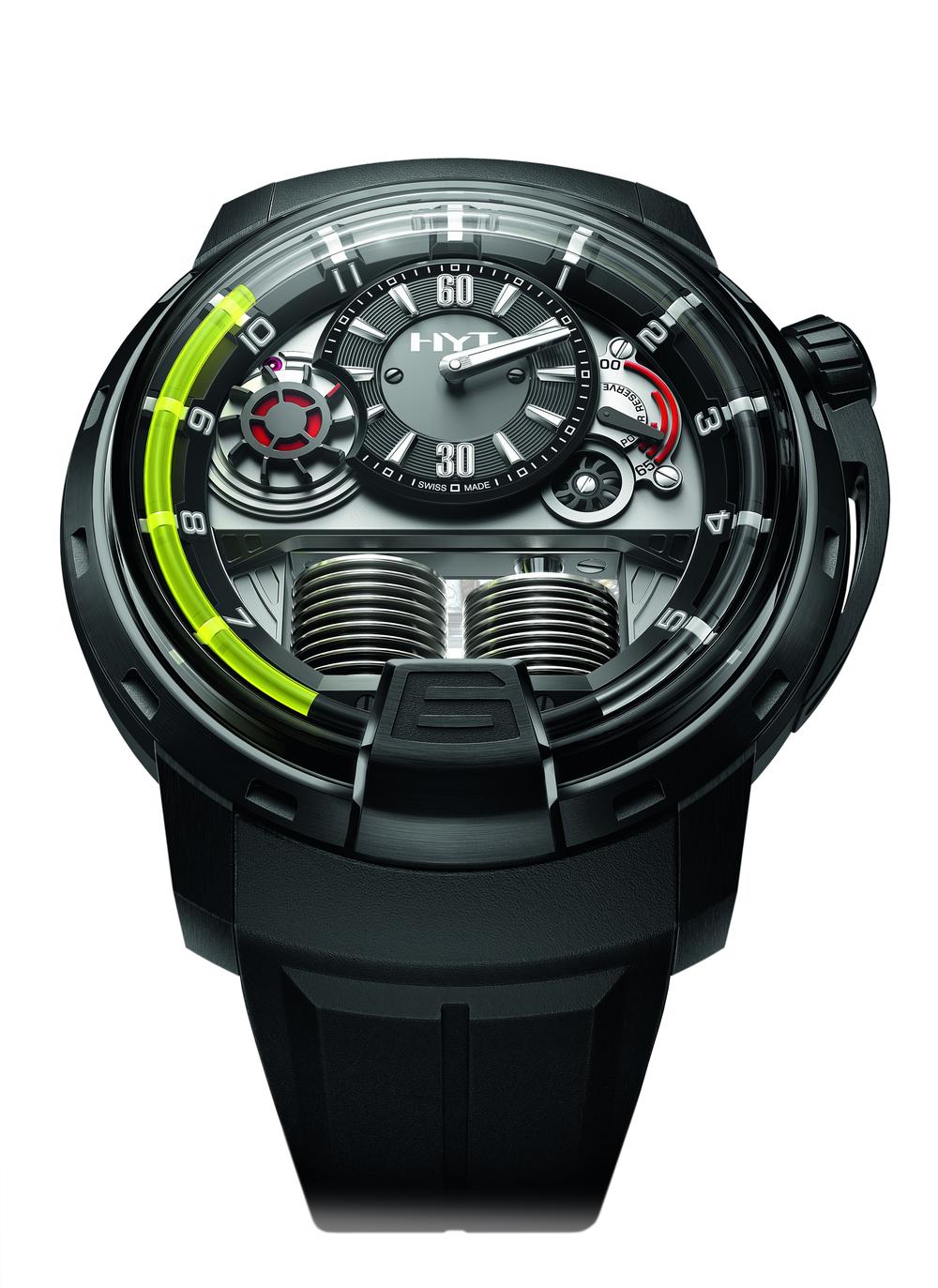 H1 Titanium Black DLC : Ref. 148-DL-21-GF-RU