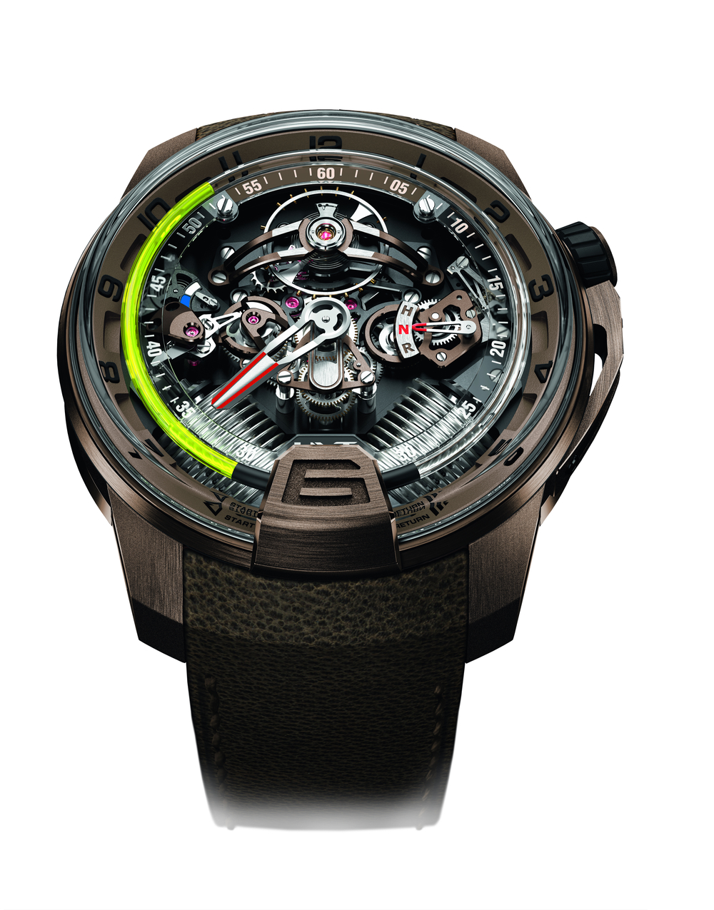H2 Full Bronze : Ref. 248-TB-00-RF-MM