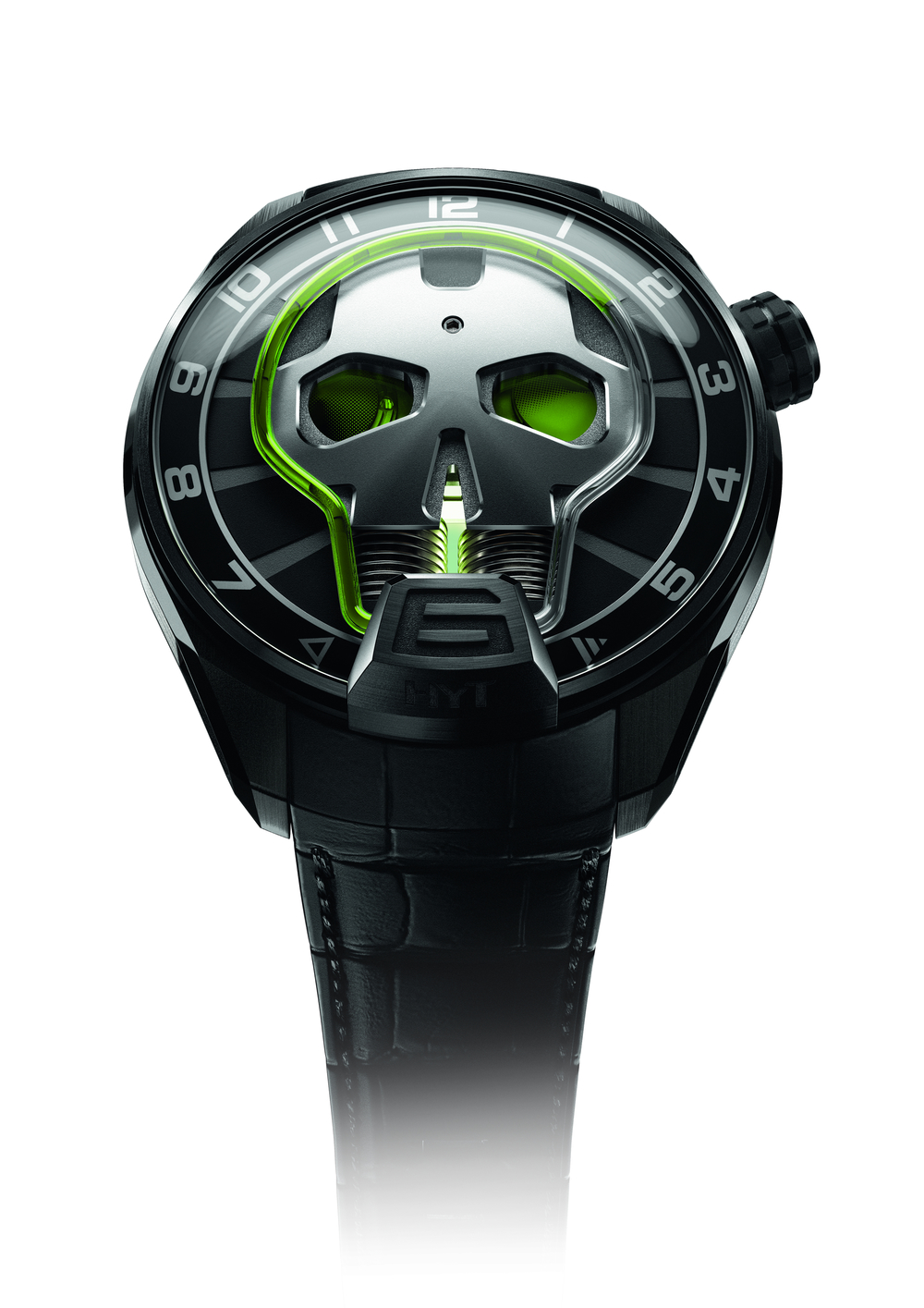 SKULL Green Eye : Ref. 151-TD-41-GF-AB