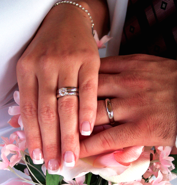 Why Is the Wedding Ring Worn on the Ring Finger? The Chinese Offer ...